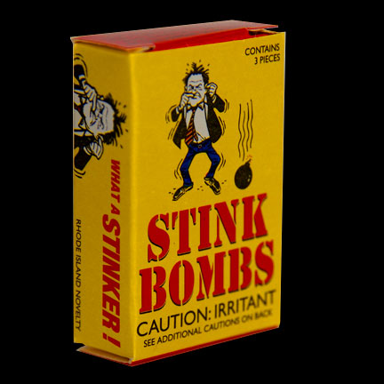 Stink Bombs