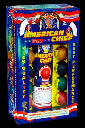 American Chief Artillery Shells